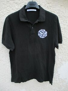 Polo-CAMPANAS-LACOSTE-Devanlay-noir-edition-limitee-noir-manches-courtes-5