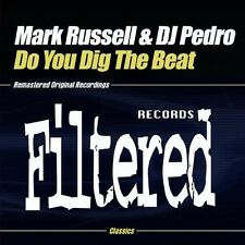 DJ Pedro, Mark Russell & DJ Pedro - Do You Dig the Beat [New CD] Manufactured On