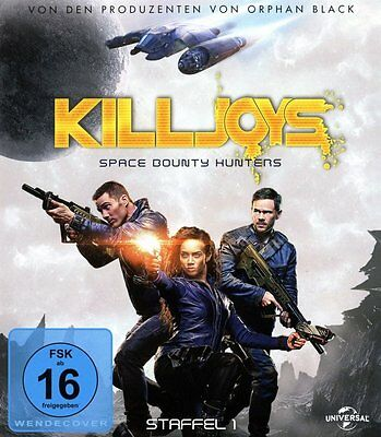Killjoys Staffel 2