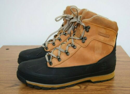 TIMBERLAND LEATHER BOOTS SIZE 11.5