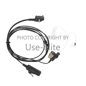 Palm Mic Earpiece for Vertex Standard VX110 VX130 VX150 VX410 Handheld