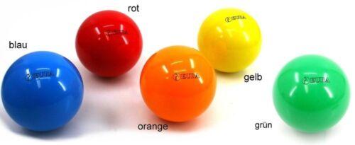 Eine Perfetta EURA Wettkampf Boccia Kugel, verschiedene Farben