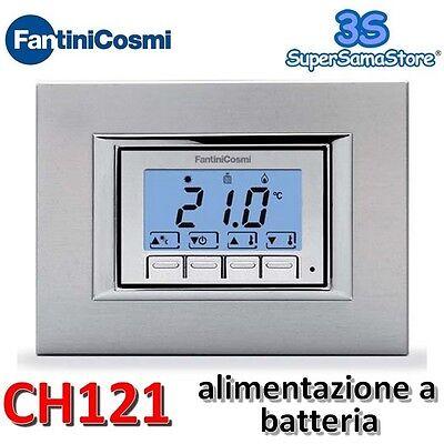 3s termostato ambiente da incasso ch121 fantini cosmi for Fantini cosmi ch115