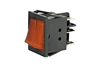 Interruttore-a-bilanciere-doppio-220V-16A-unipolare-tasto-rosso-luminoso-32x25