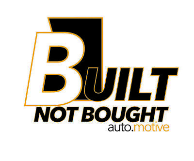 Built Not Bought Automotive