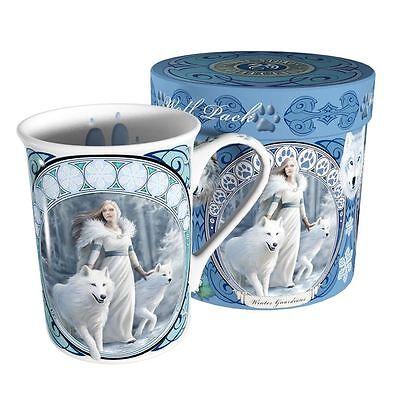 Nemesis Now Anne Stokes Collection Winter Guardians Mug