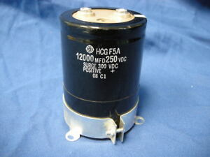 HITACHI-HCG-F5A-12000-MFD-CAPACITOR-250-VDC-SURGE-300-VDC-POSITIVE-08-CA