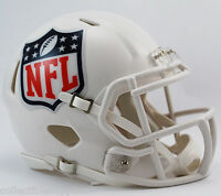 Nfl Shield Speed Revolution Replica Mini Football Helmet