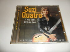 Cd  Suzi Quatro  ‎– If You Can't Give Me Love