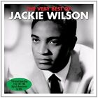 The Very Best Of [Not Now] by Jackie Wilson (CD, Jun-2015, 3 Discs, Not Now Music)