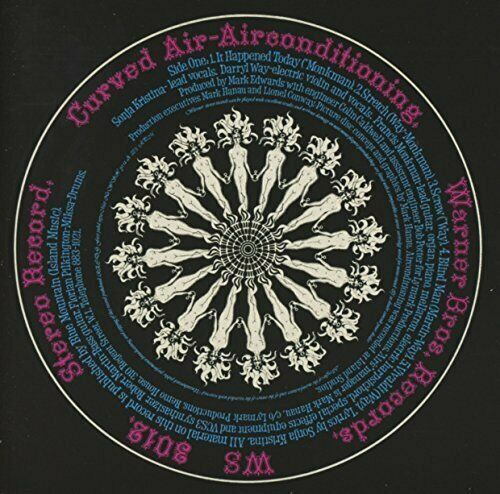 Curved Air Air conditioning (1970)  [CD]