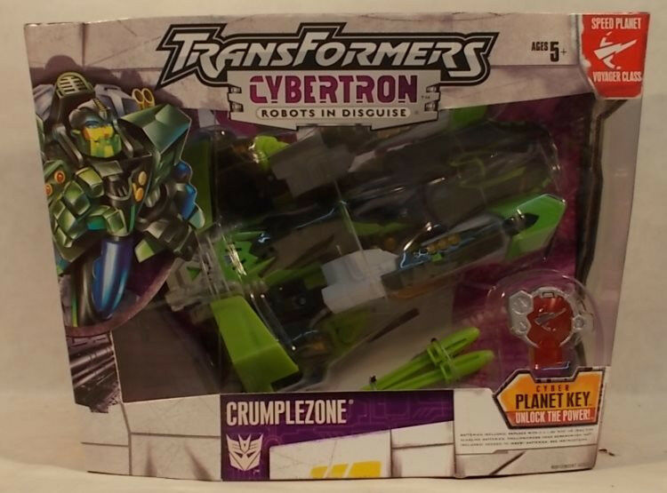 Transformers Cybertron Voyager Class - Crumplezone by Hasbro  (MISB)