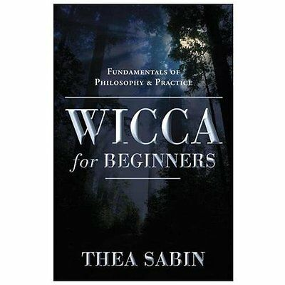 Wicca for Beginners Book ~ Wiccan Pagan Supply