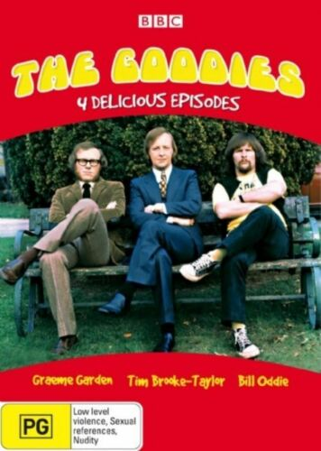 1 of 1 - The Goodies 4 Delicious Episodes Region 4 DVD Brand New Sealed FREE POSTAGE