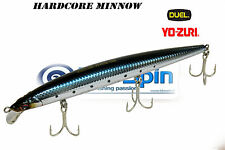 NEW DUEL HARDCORE MINNOW 150mm SINKING COLOR: CIW MADE IN JAPAN