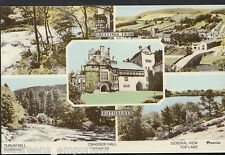 Northumberland Postcard - Greetings From Rothbury    A6183