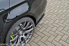 Heckansatz Diffusor Spoilerecken Seitenteile aus ABS für BMW 3er E91 Touring