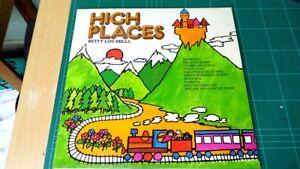Betty-Lou-Mills-High-Places-1974-Original-Vinyl-LP-Album-GlenMore-SLX-424