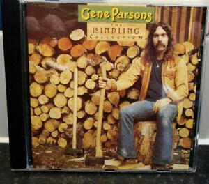 Gene-Parsons-Bundle-034-The-Kindling-Collection-034-amp-034-Melodies-034-Rare-CD-039-s-BARGAIN