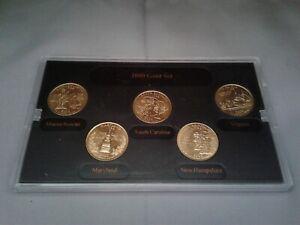 U00 2000 United States Mint Uncirculated Coin Set