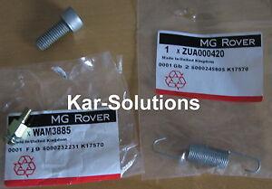 MGF 1999 /& MG TF 25 45 75 K SERIES TIMING BELT KIT AUTO TENSIONING MG ZR ZS ZT