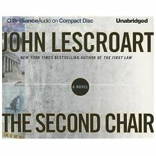 THE SECOND CHAIR unabridged audio book on CD by JOHN LESCROART