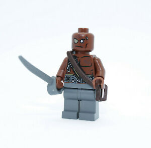 Lego Pirates of the Caribbean Minifigure body Gunner Zombie Minifig Part 4195