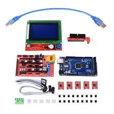 RAMPS 1.4 Controller Set/Kit  3D Drucker, A4988, Mega 2560 12864 LCD für RepRap*