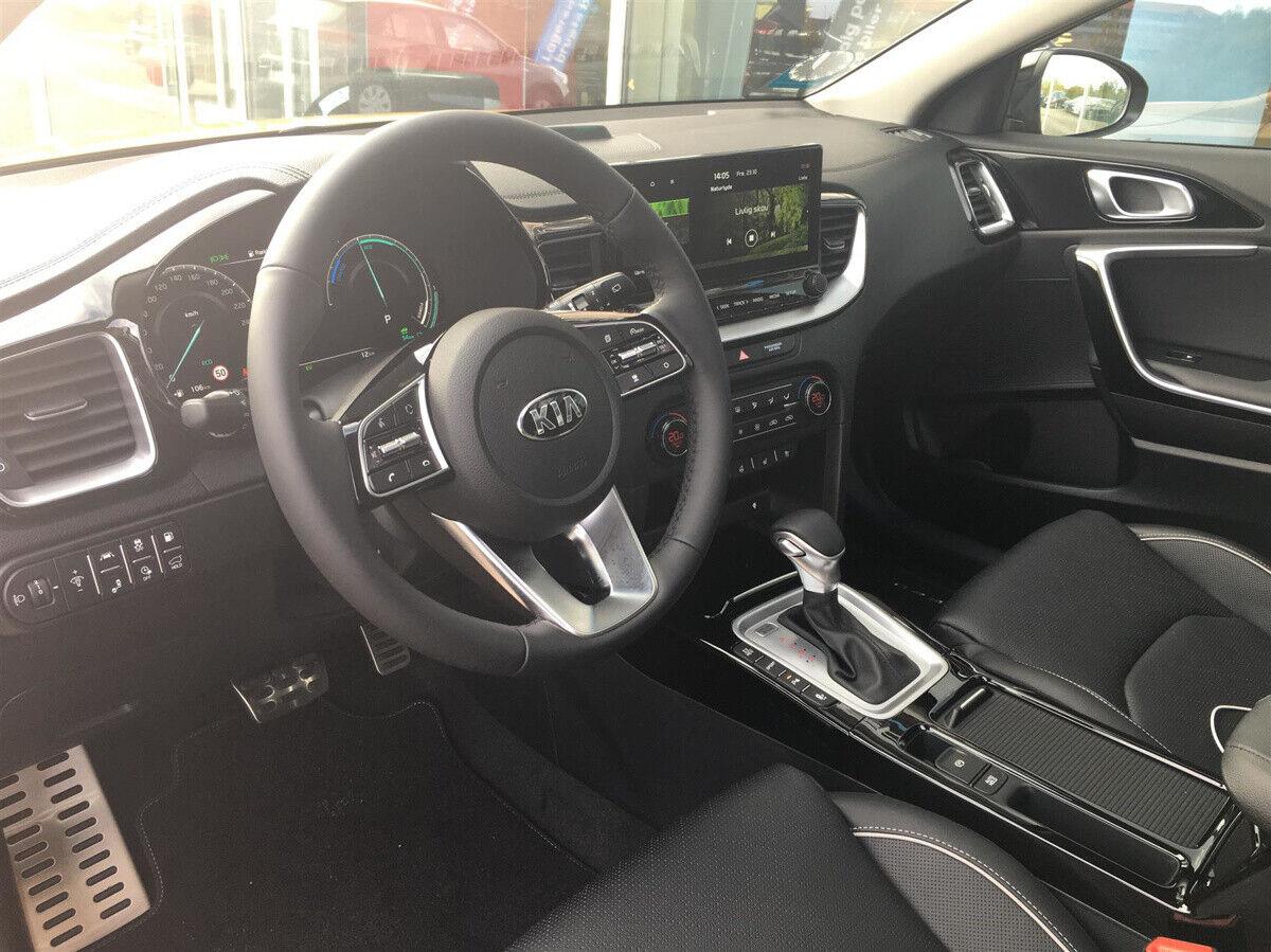 Kia XCeed 1,6 PHEV Upgrade+ DCT - billede 11