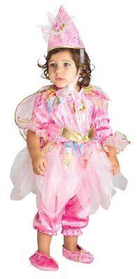 Vestito Costume Carnevale Baby Fatina Arcobaleno 0 1 2 Anni 6 12 18 24 Mesi
