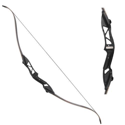 "30-50lbs Archery Takedown Recurve Bow 56/"" Hunting Longbow Bow Case Target Arrow"