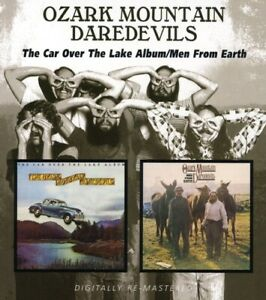 Ozark-Mountain-Daredevils-Car-Over-the-Lake-Men-From-Earth-Remastered-2-CD-NEW
