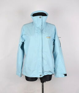 Peak-Performance-Mujer-Gore-Tex-Chaqueta-Talla-M-Genuino