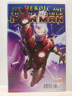 Marvel Comics The Invincible Iron Man 25 Bagged and Boarded 2008 to 2012