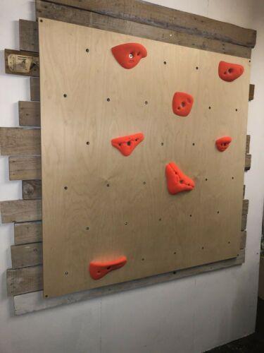 Climbing wall panels 1200mm x 1200mm