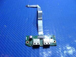 "Dell Vostro 15.6/"" 2520 Original Laptop Dual USB Board  61WFC GLP*"