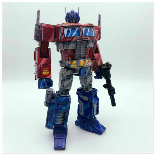 IN STOCK MP10 2D Comic Special Color Ver Optimus Prime Action figure Toy New