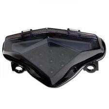 Fanale posteriore LED/Faro posteriore nero Kawasaki ER6N/ER6F LUI 6N/LUI 6F dal
