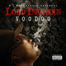 Lord Infamous – Voodoo (Official Album Release 2013 6th Enterprise Memphis Rap)!