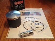 Honda Elsinore CR250 CR MT 250 Wossner Piston Pin Rings Clips Kit 1973 74 NEW!