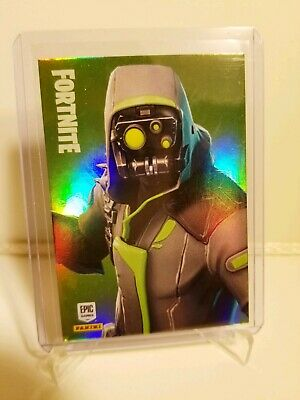 2019 Panini Fortnite Series 1 NARA Epic Holo Foil Card #225