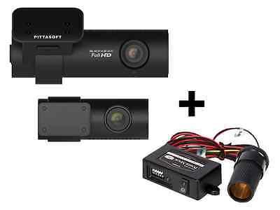 BlackVue DR650GW-2CH Full HD Cloud Wi-Fi GPS 16GB Dashcam + Power Magic Pro