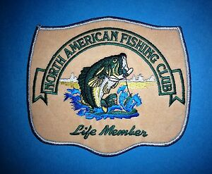 North american fishing club life member pike bass fishing for North american fishing club
