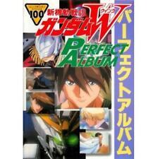 Gundam W perfect album illustration art book