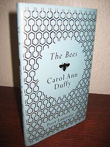 1st-1st-Printing-THE-BEES-Carol-Ann-Duffy-POEMS-Poetry-CLASSIC-Poet-Laureate