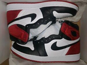 Wmns Air Jordan 1 High OG 'Satin Black