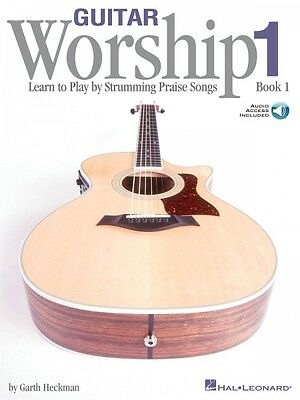 Guitar Worship Method Book 1 Learn to Play by Strumming Praise Songs 000695681