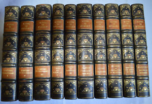 ALFRED DE MUSSET OEUVRES COMPLETES ILLUSTREES G. LEPAPE ED LE VASSEUR BE NUMEROT