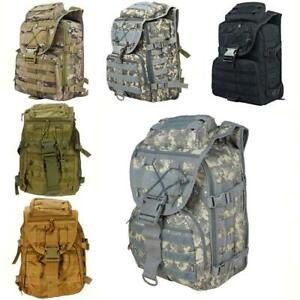 New-35L-Army-Tactical-Assault-Rucksack-Molle-Backpack-Shoulders-Pack-Outdoor