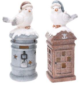 Christmas-Decor-Bird-On-Postbox-With-Snow-Led-Large-45cm-Ornament